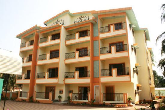 Отель Gloria Anne 3*