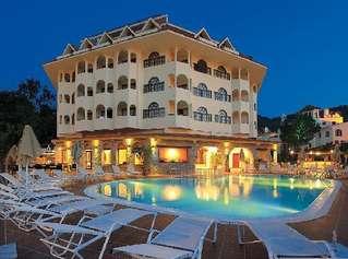 отель Fortuna Beach 4*