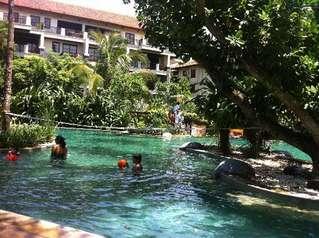 отель Novotel Bali Nusa Dua Hotel & Residences 4*