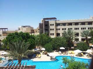 отель Jordan Valley Marriott Resort & Spa 5*