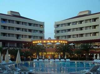 отель Miramare Beach 4*
