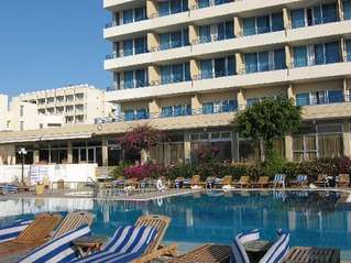 отель Apollonia Beach 5*