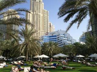 отель Sheraton Jumeirah Beach Resort & Towers 5*