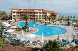 отель Ephesia Holiday Beach Club 4*