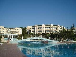 отель LTI-Mahdia Beach 4*