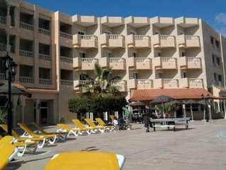 отель Houda Yasmine Hammamet 4*