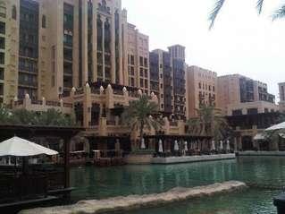 отель Madinat Jumeirah Mina A Salam 5*