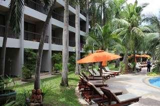 отель Siam Bayshore Resort 4*