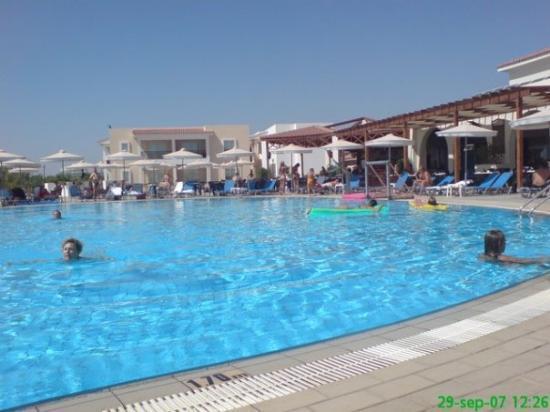 Aktea beach village 4 кипр айя напа