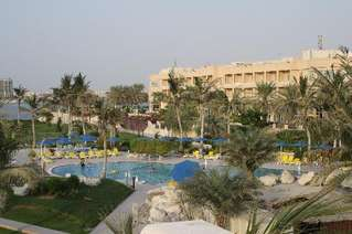 отель Al Hamra Fort & Beach Resort 5*