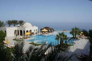 отель The Oberoi Sahl Hasheesh 5*