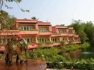 отель The Leela Goa 5*