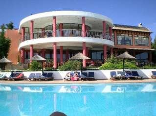 отель Alia Palace 5*