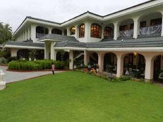 отель Taj Exotica Goa 5*