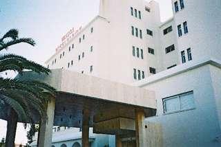 отель Vassos Nissi Plage 3*