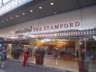 отель Swissotel The Stamford 5*