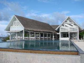 отель Four Seasons Resort at Landaa Giraavaru 5*