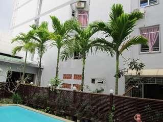 отель Violet Hotel Nha Trang 3*