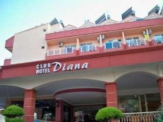 отель Club Diana 3*