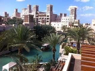 отель Madinat Jumeirah Dar Al Masyaf 5*
