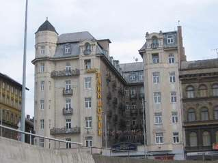 отель Golden Hotel Park 3*