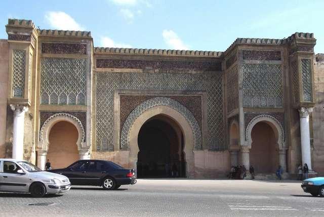 Ворота Баб Мансур