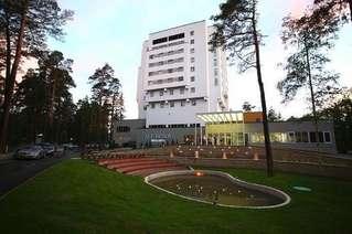 отель Meresuu Spa & Hotel 4*