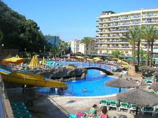 отель Rosamar Garden 4*
