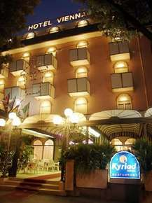отель Vienna Ostenda 4*