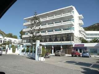 отель Belair Beach 3*