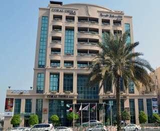 отель Coral Deira Dubai 5*