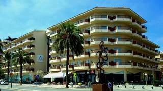 отель Aqua Hotel Promenade 4*
