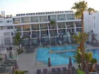 отель Limanaki Beach 3*