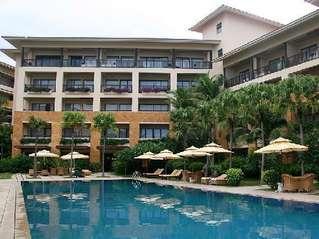 отель Narada Resort & Spa Sanya 5*