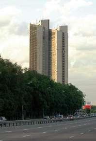 отель Astrus Moscow City Hotel 3*
