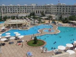 отель El Mouradi El Menzah 4*