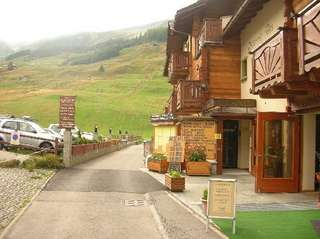 отель Valeria hotel Livigno 3*