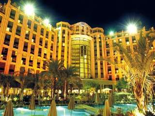 отель Hilton Eilat Queen of Sheba 5*