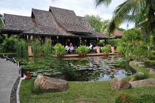 отель Bo Phut Resort & SPA 5*