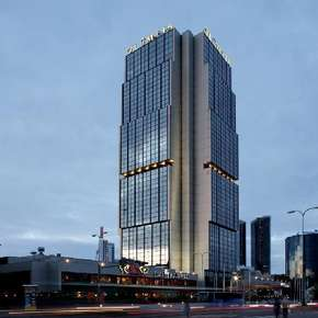 отель Radisson Blu Hotel Olumpia 4*