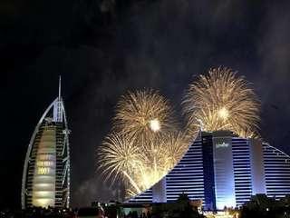 Новый год в ОАЭ