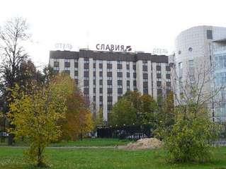 отель Maxima Slavia 3*
