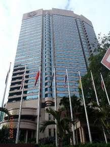 отель Renaissance Kuala Lumpur 5*