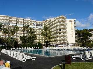 отель Riu Palace Bonanza Playa 4*