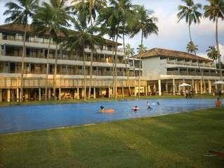 отель The Blue Water 4*