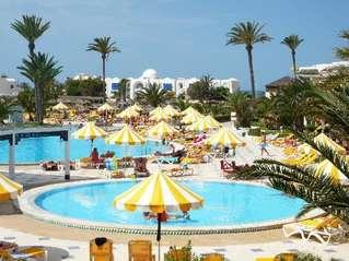 отель LTI-Djerba Holiday Beach 4*