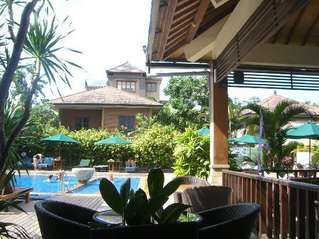 отель Risata Bali Resort & Spa 3*