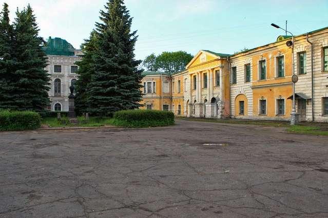 Путевой дворец в Твери