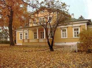 «Болдино» - заповедник-музей А.С. Пушкина
