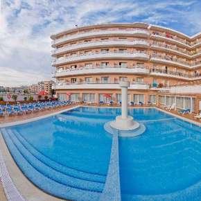 отель Serhs Sorra Daurada 3*